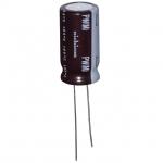 Elco 1000uF  Elektrolytische aluminium condensator
